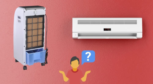 Air Cooler vs Air Conditioner | Which one to Choose and When