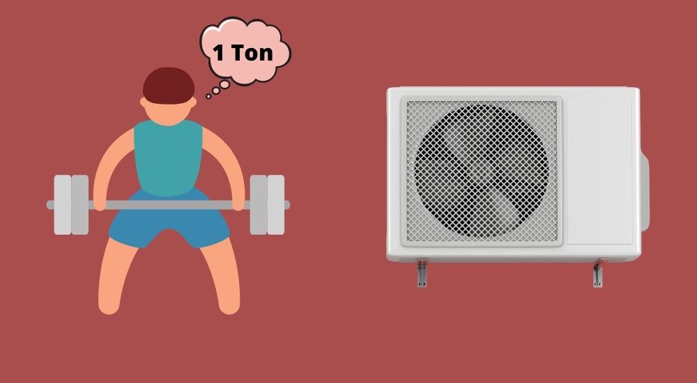 ton in ac