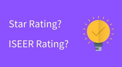 What is ISEER Rating? EER vs SEER vs ISEER
