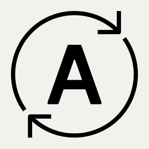 automatic mode symbol