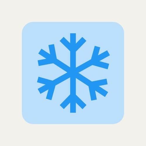 cool mode symbol