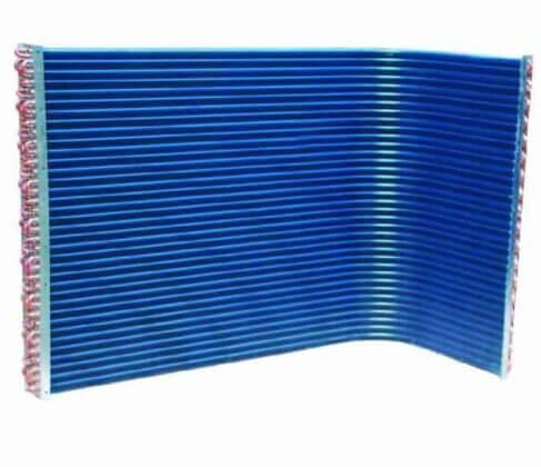 blue fin condensor