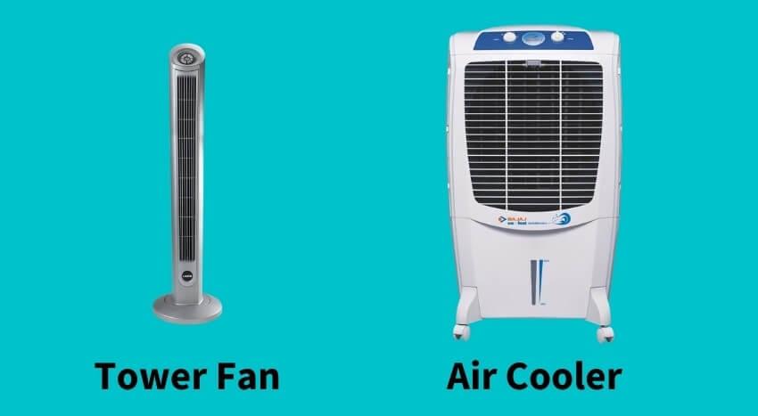 fan vs air cooler