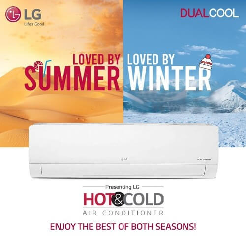 lc hot cold ac